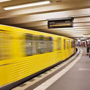 U-Bahn in Berlin – Bildnachweis: gettyimages.de © Atlantide Phototravel